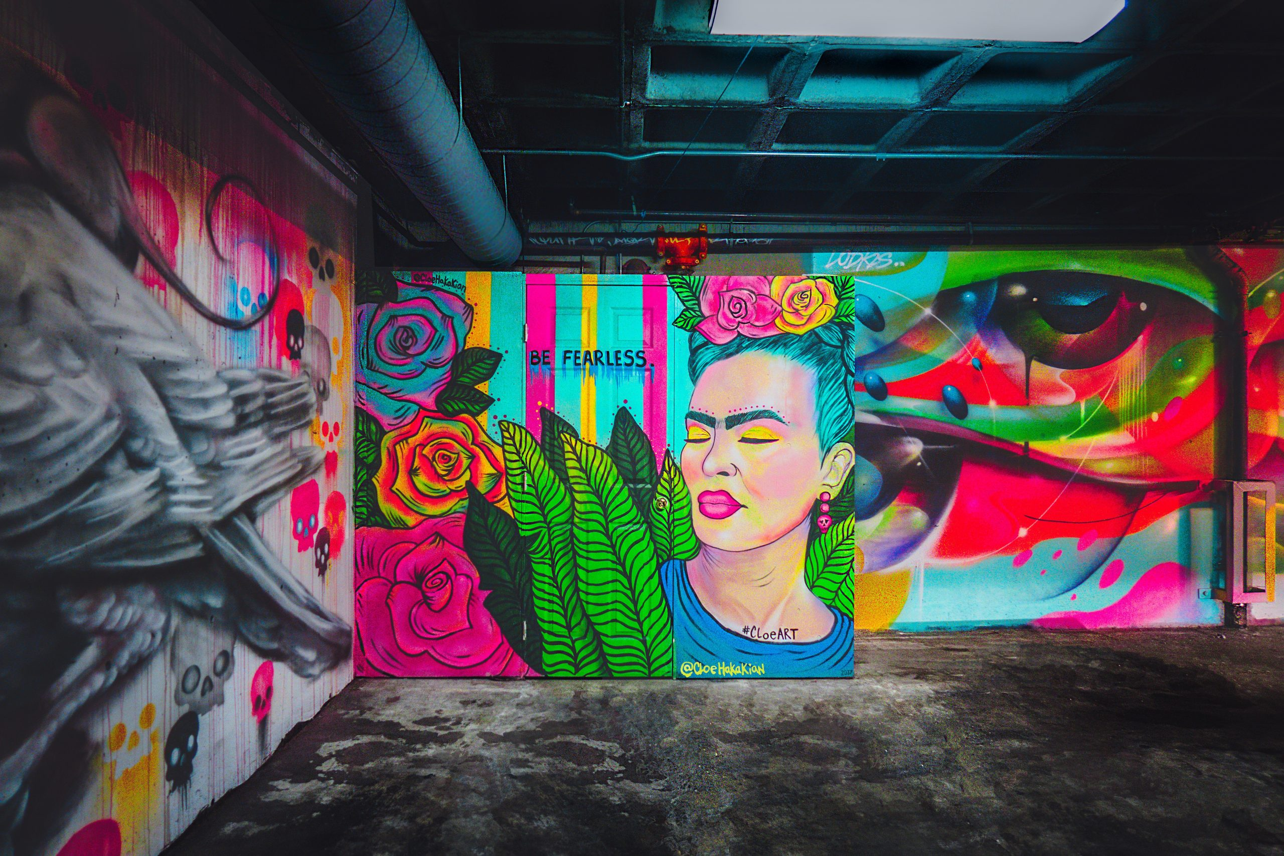 Frida Kahlo caos
