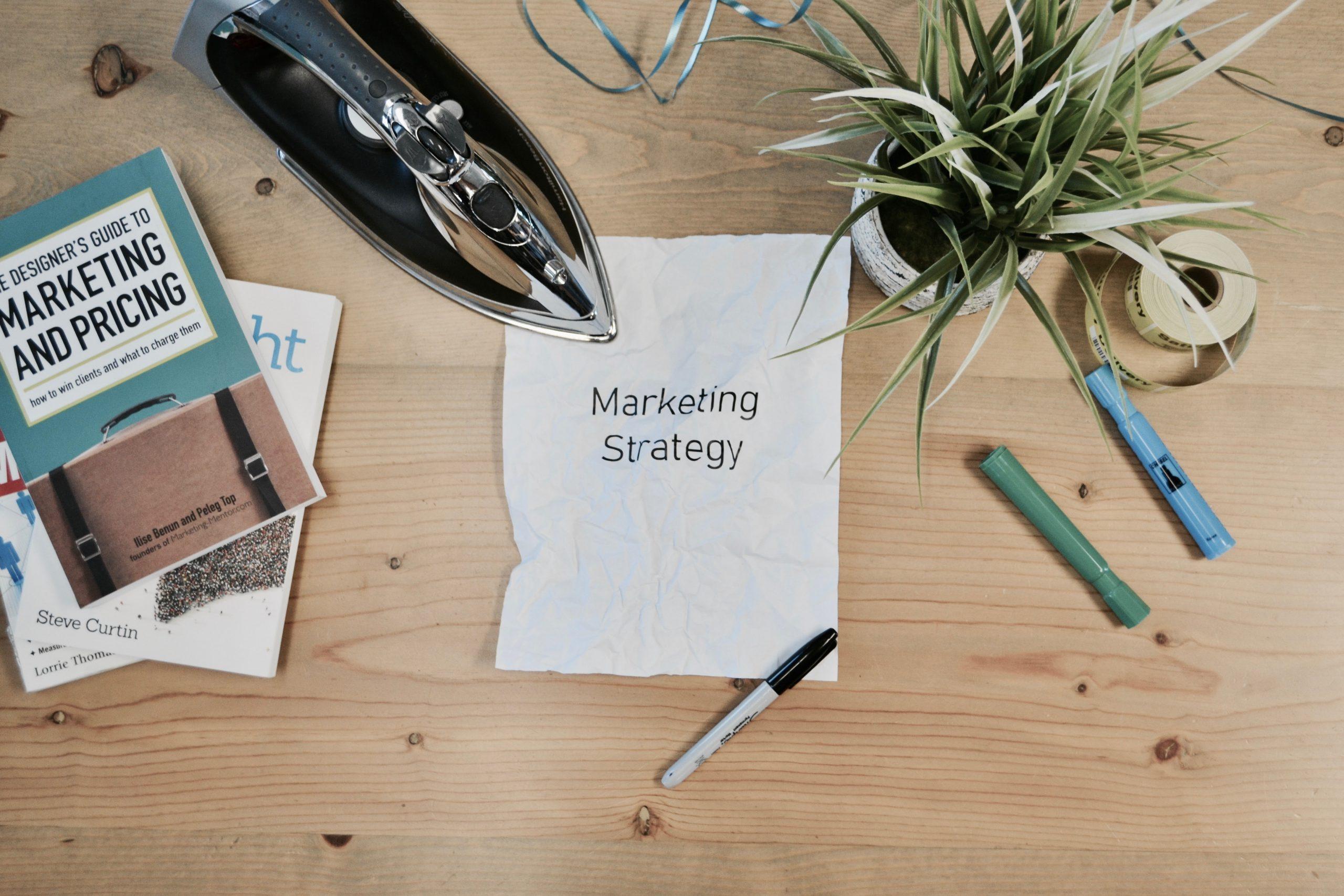 strategia brand