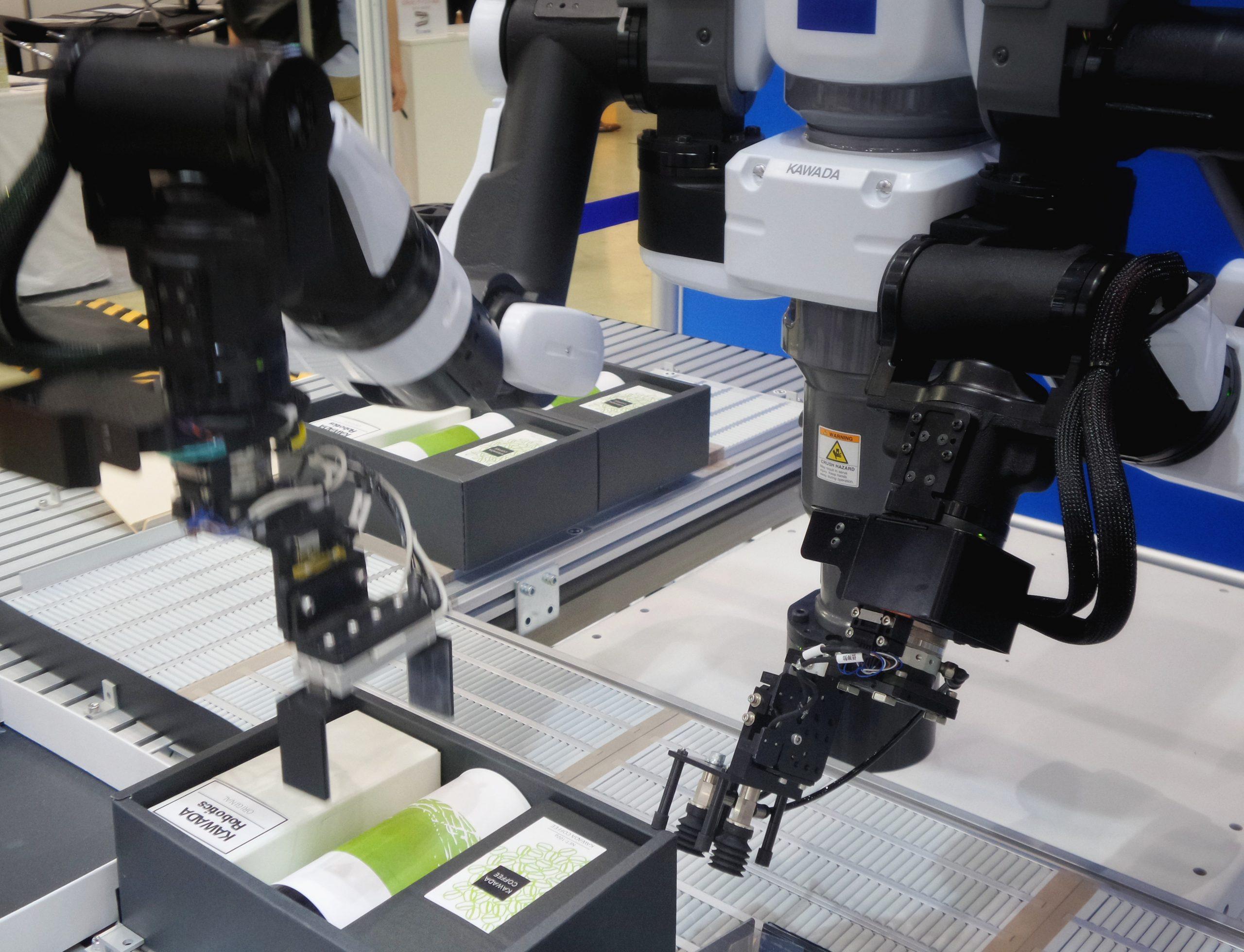 robotica economia lavoro