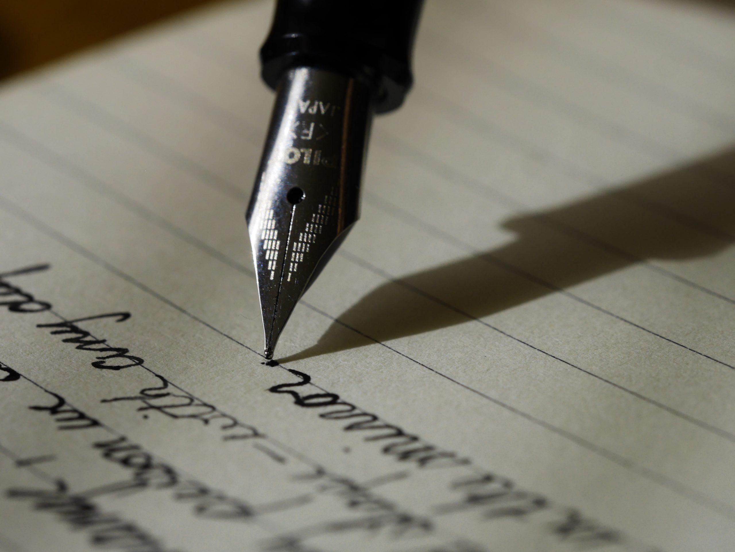potere della scrittura